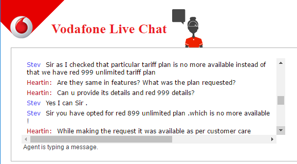 My Experience With Vodafone After The Open Letter   CriticsCloud com